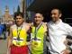 Τρεις Τρικαλινοί δρομείς , οι τρεις πρώτοι Έλληνες στον Μαραθώνιο της Βαρκελώνης!