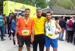 Αποτελέσματα αγώνων ορεινού τρεξίματος Μετσόβου 2015