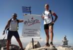 Ο Τάσος Σταθόπουλος ολοκλήρωσε την υπέρβαση αγάπης για τα παιδιά της Φλόγας