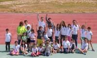 Συμμετοχή της Ακαδημίας Στίβου του Συλλόγου Δρομέων Lepanto στους Παιδικούς αγώνες «Run&Fun»