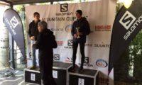 3ος στην κατηγορία του ο Χρήστος Παπαδογιώργος στο Salomon mountain cup στο Κρυονέρι Αττικής