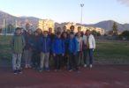 Η ακαδημία Lepanto σε Ημερίδα Αγωνισμάτων Κλειστού Στίβου στο κλειστό προπονητήριο Λαδόπουλου