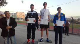 Συνεχίζονται οι επιτυχίες των αθλητών της Ακαδημίας Στίβου Lepanto!