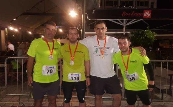 Αποτελέσματα Lamia Night & Run 2017