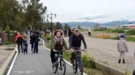 Αντύπας Δρόμος 2017 – «Τρέχουμε στο θαλάσσιο πρόσωπο της πόλης»