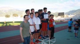Νέες εξαιρετικές εμφανίσεις των αθλητών της Ακαδημίας Στίβου Lepanto!